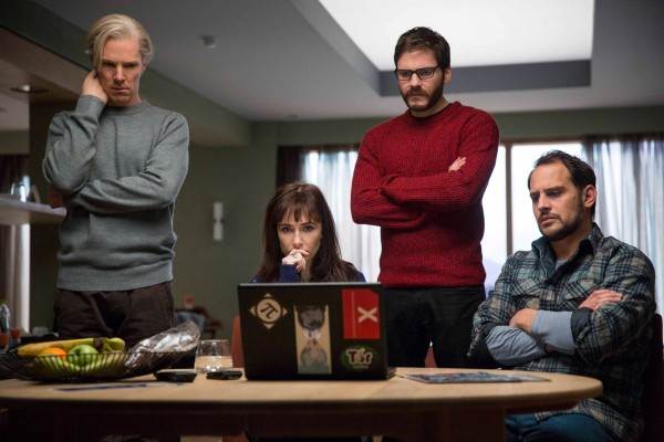 The Fifth Estate: Hollywoodfilm over WikiLeaks en Julian Assange