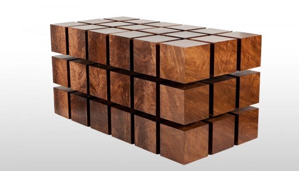 bijzondere tafel gebruikt magneten om te zweven. Black Bedroom Furniture Sets. Home Design Ideas