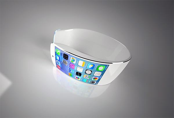 Gaat Apple's smartwatch er zo uitzien?