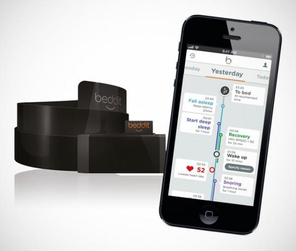 Beddit: een sensor waarmee je alles leert over jouw slaapritme