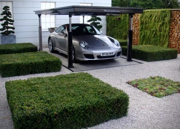 Cardok: zo parkeren rijke stinkerds hun auto