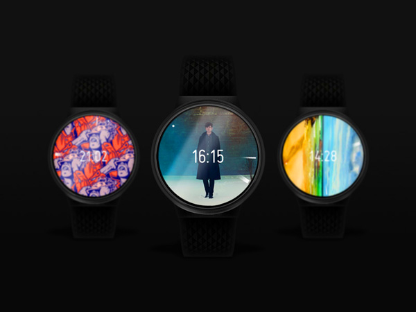 Echo Smart Watch concept heeft een geniale interface