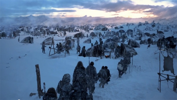 De adembenemende special effects van The Game of Thrones
