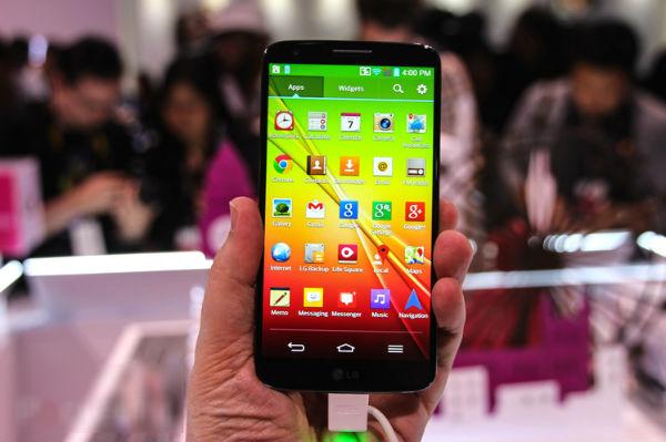 LG G2: LG's nieuwe superphone