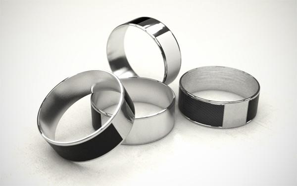 Met de high-tech NFC Ring wordt het leven makkelijker