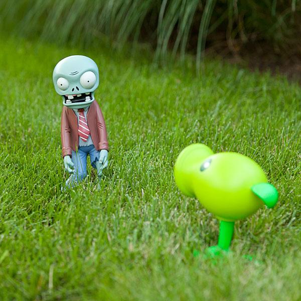 Versier je tuin met Plants vs. Zombies