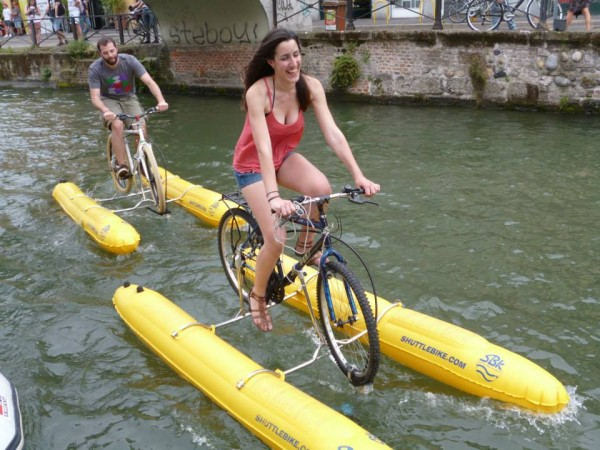 shuttlebike-waterfiets5