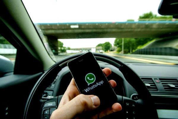 Krijgt de nieuwste versie van Whatsapp een walkie-talkie functie?