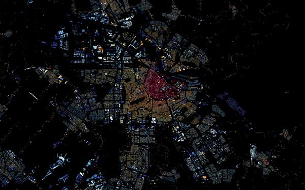 Álle Nederlandse gebouwen op een interactieve kaart