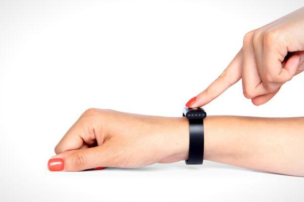 Nymi polsband gebruikt je hartslag als wachtwoord