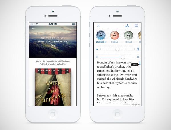 Oyster: Spotify voor boeken