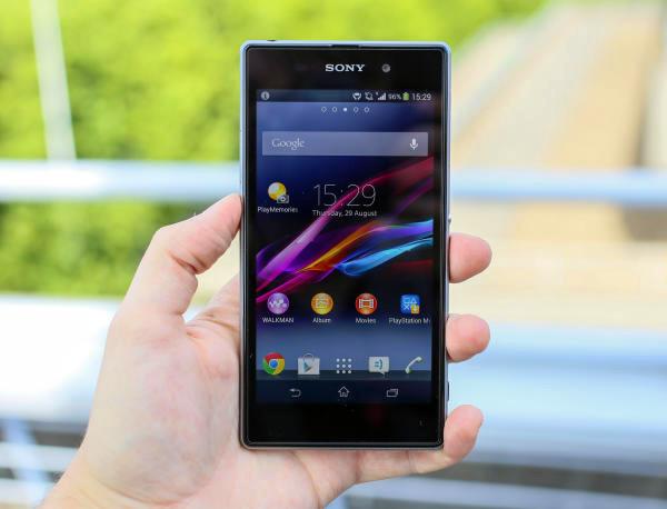 Xperia Z1: Sony's nieuwe flagship phone
