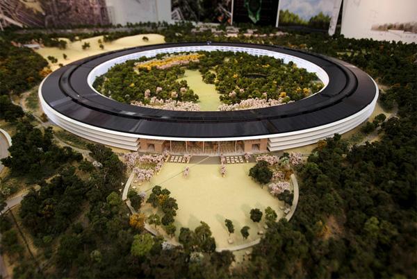Zo gaat Apple's nieuwe hoofdkantoor eruit zien