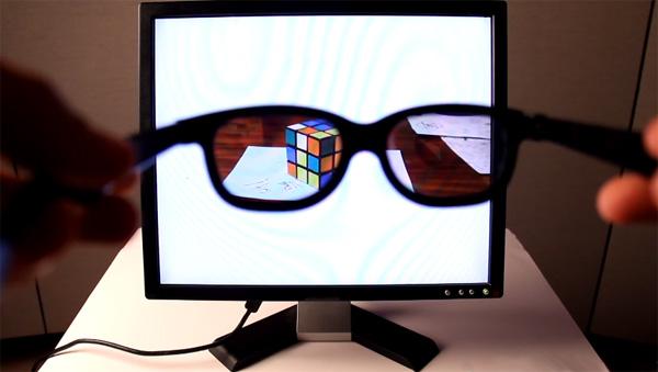 Secret Monitor: een beeldscherm dat alleen jij kunt zien