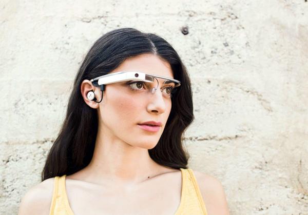 De nieuwe generatie van Google Glass