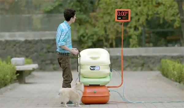 Poo Wi-Fi: gratis Wi-Fi in ruil voor hondenpoep