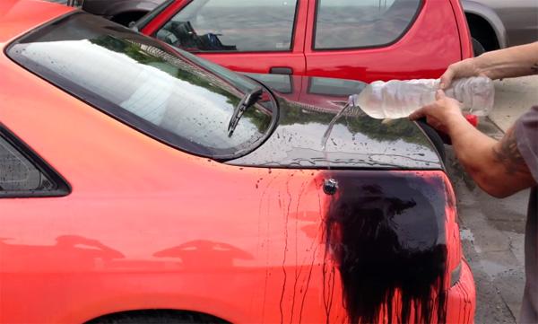 Verf je auto met hittegevoelige verf en verbaas je medeweggebruikers