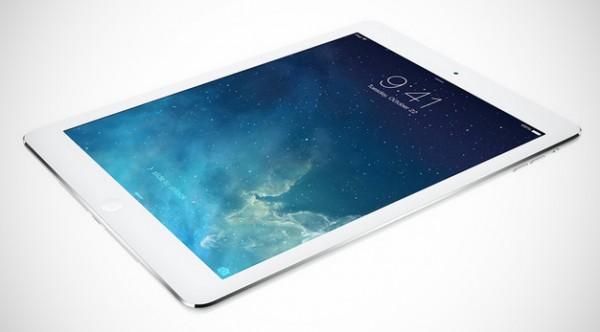 iPad Air: lichte en flinterdunne tablet