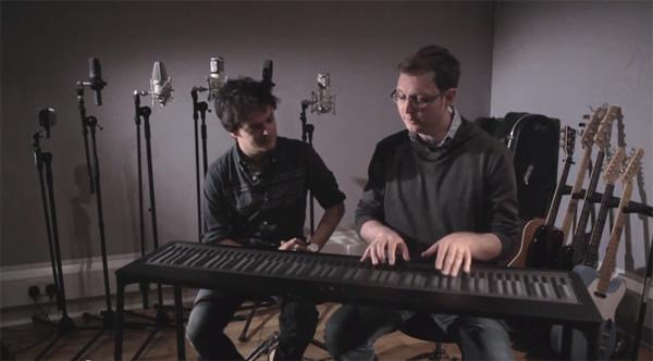 Jamie Cullum en het Seaboard, de piano van de toekomst