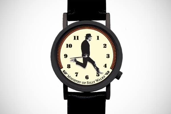 Ministry of Silly Walks horloge