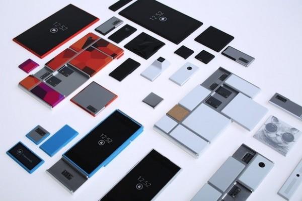 Motorola's Project Ara: een smartphone die eeuwig meegaat
