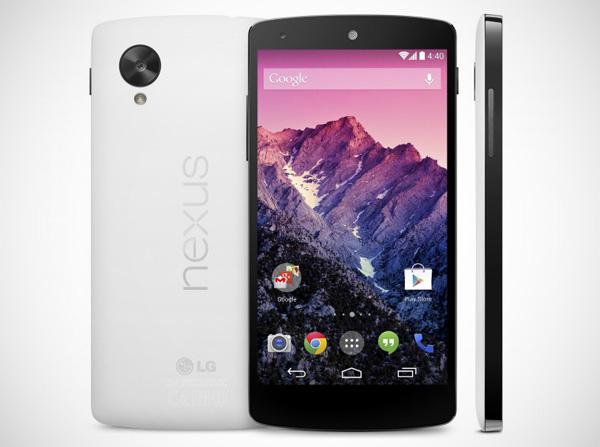 Google en LG hebben de Nexus 5 aangekondigd, en je kunt 'm nu al kopen