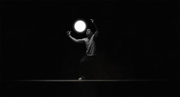Nuance: een beeldschone combinatie van dans, projectie en muziek