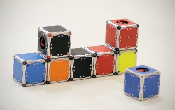 Zijn deze robot-blokjes de bouwstenen van de toekomst?
