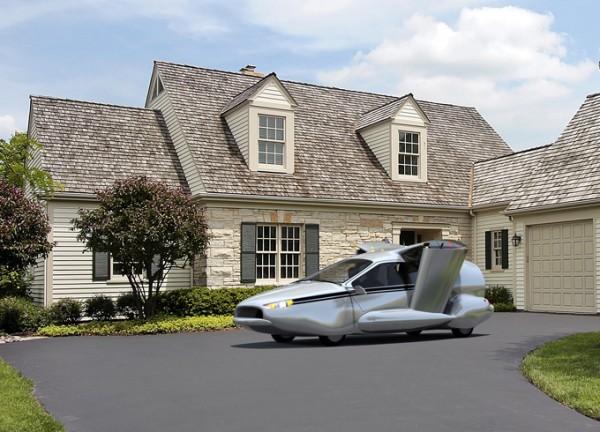 Deze vliegende auto is te koop vanaf 2015