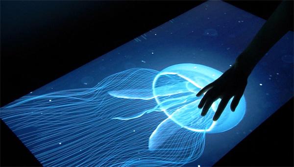 Disney werkt aan een touchscreen waarop je diepte kunt voelen