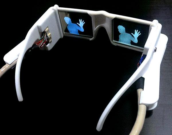 Assisted Vision: een ingenieuze bril waarmee blinden (deels) kunnen zien