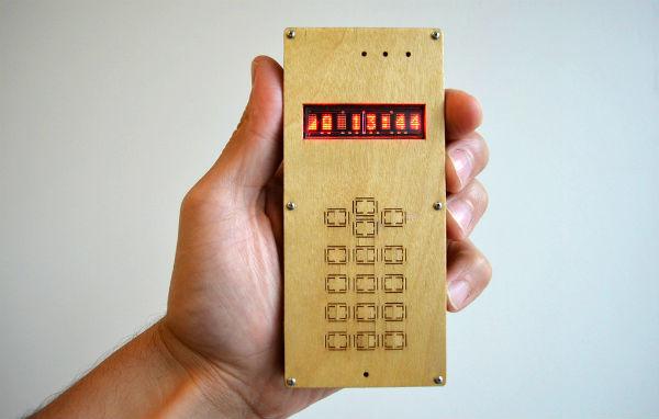 DIY Cellphone: maak je eigen mobiele telefoon
