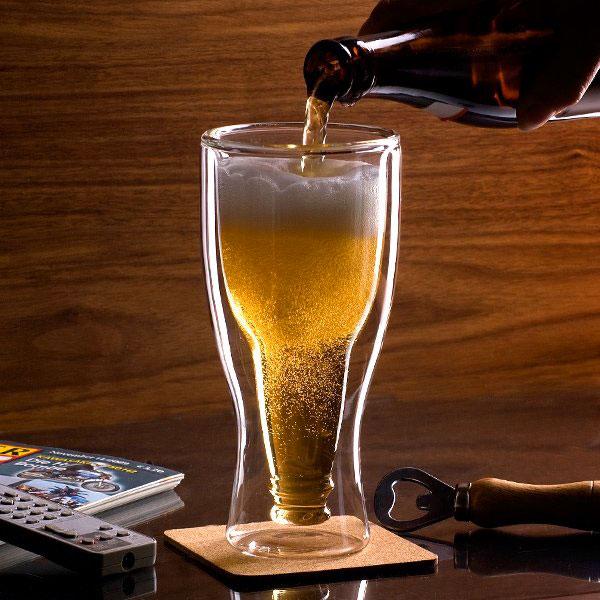 Hopside Down Glass: bier drinken in stijl