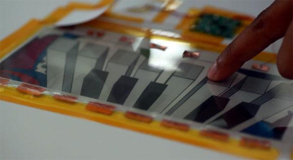 Inkt gemaakt van grafeen: een magisch goedje dat elektriciteit geleidt