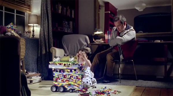 Toffe LEGO-commercial doet je terugverlangen naar vroeger