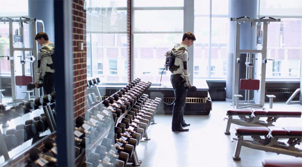 Titan Arm, het pak dat je drie keer zo sterk maakt, wint een James Dyson award
