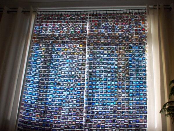 Wow! Gordijnen gemaakt van 35mm negatieven - Freshgadgets.nl