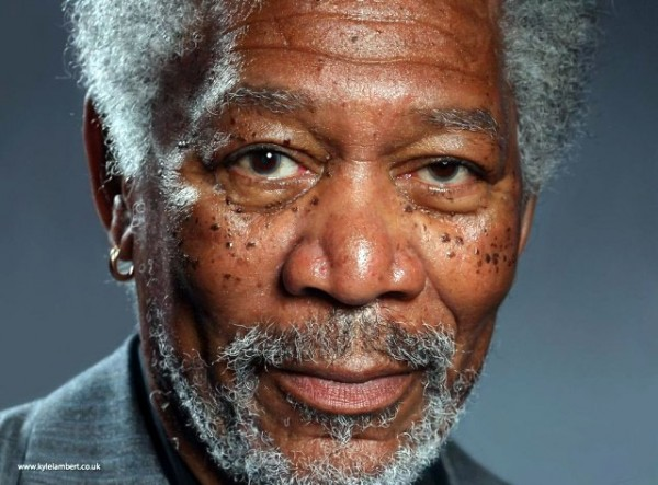Nee, dit is geen foto van Morgan Freeman