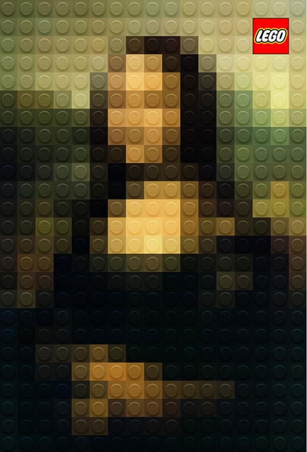 Deze Wereldberoemde Kunstwerken Zijn Zelfs Als LEGO