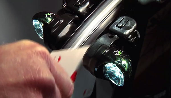 Magnic Light: revolutionaire magnetische fietsverlichting