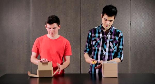 Rapid Packing Container: de toekomst van pakketverzending