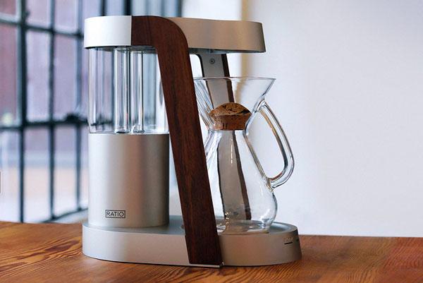 Ratio: een koffiezetapparaat voor hipsters