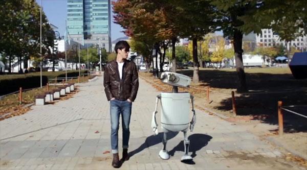 Servo: een toffe korte sci-fi film over een falende robot
