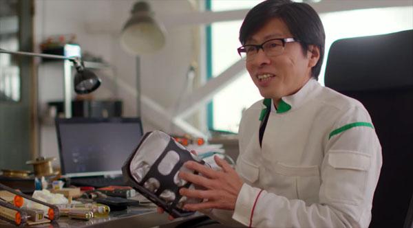 Smartphone Case N: bescherm je smartphone met een airbag