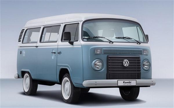 Het einde van een tijdperk: het laatste klassieke Volkswagen-busje