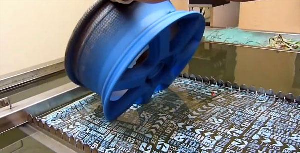 Water Transfer Printing: een magische manier om objecten van verf te voorzien