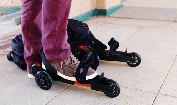 Cardiff Skates toveren nagenoeg ieder paar schoenen om in inline-skates