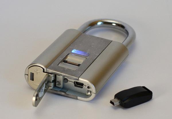 iFingerLock: slot zonder sleutel