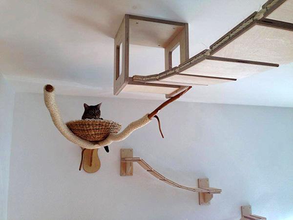 de natte droom van iedere kat. Black Bedroom Furniture Sets. Home Design Ideas