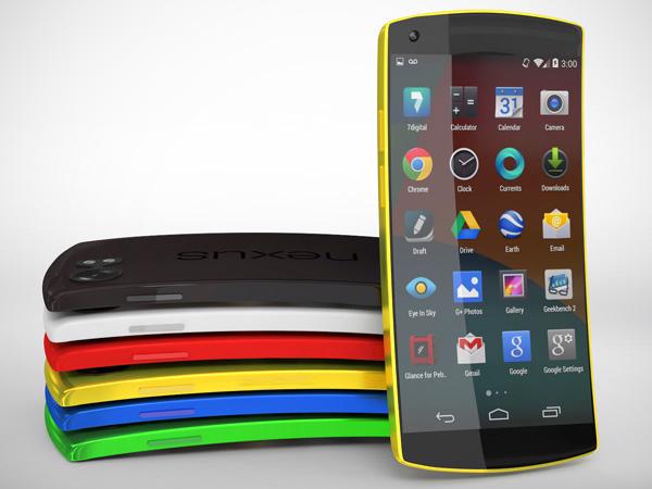 Nexus 6: de natte droom van Android-liefhebbers?